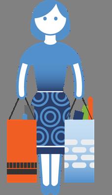 mall shopper